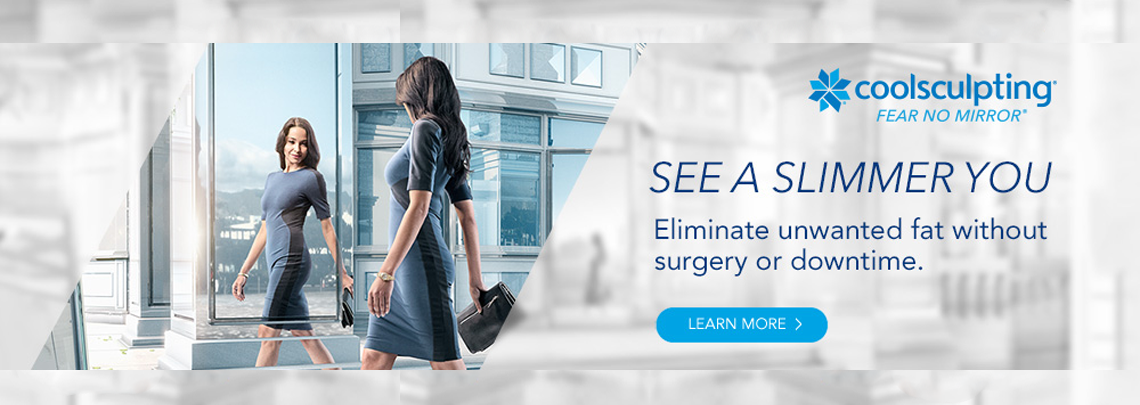 CoolSculpting - Freeze Fat Away